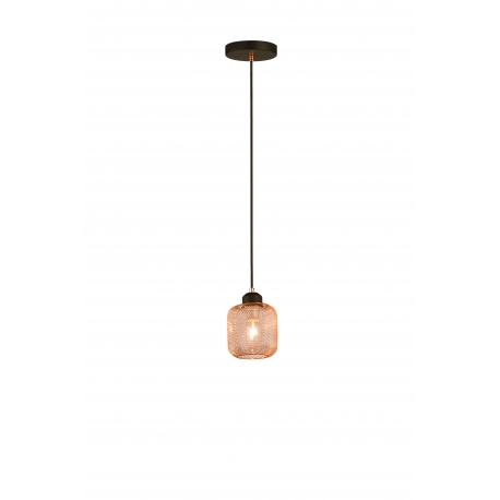 Suspension copper light and dzign métal cuivre Light and Dzign métal cuivre E14 12w