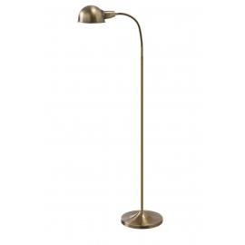 Lampadaire de lecture Pep Mdc métal bronze 20w E27