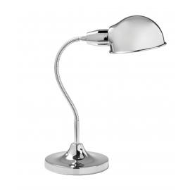 Lampe Pep Mdc métal chrome brillant 20w E27