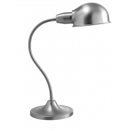 Lampe Pep Mdc métal chrome mat 20w E27