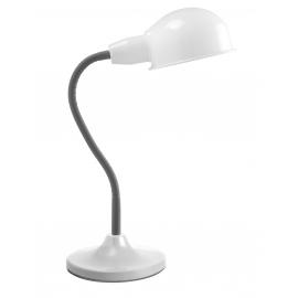 Lampe Pep Mdc métal blanc 20w E27