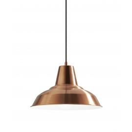 Suspension Brest Mdc métal cuivre 15w E27