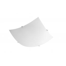 Plafonnier Nomi Mdc verre sablé 3x11w E27