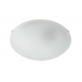 Plafonnier Nomi Mdc verre sablé 2x11w E27