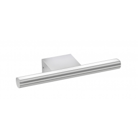 Applique, plafonnier led Caprice Mdc métal chrome mat 10w led 3000k 1000 lumens