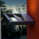 Applique led Mini Ledspot Lutec en fonte d`aluminium gris anthracite 6x3w 1210 lumen 3000k IP65 classe 1 IK05