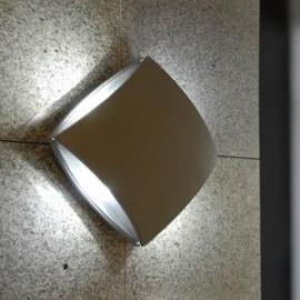 Applique led Pilo Lutec en fonte d`aluminium gris anthracite 11w 760 lumens 4000k IP54 classe 1 IK07