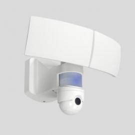 Applique de sécurité Libra avec détecteur de présence, vidéo connectée, led Lutec