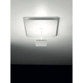 Applique, Plafonnier Led Polis Giarnieri aluminium blanc 18,9w led 2728 lumens 3000k