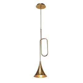 Suspension Jazz Mantra métal or 20w E27