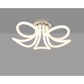 Plafonnier led Knot Line Mantra diffuseur acrylique 60w 3000k 4500 lumens