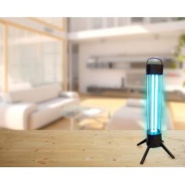 Lampe UV antibacterienne led Mantra 36w couverture a 360 degrés, détecteur de présence a 5m.