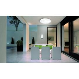 plafonnier led arena mantra salle de bain