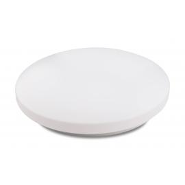 Plafonnier Zero Mantra acrylique blanc 9xE27 D77