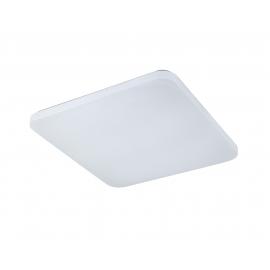 Plafonnier Quatro2 Mantra acrylique blanc 60w 4000 lumens 5000k 50x50