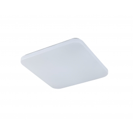 Plafonnier Quatro2 Mantra acrylique blanc 45w 3000 lumens 5000k 40x40 cms