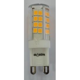 ampoule led G9 3,5w 2700k 360 lumens