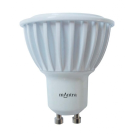 ampoule led Gu10 6w 5000k 515 lumens