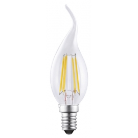 ampoule led E14 4w 2700k 400 lumens
