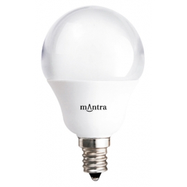 Ampoule led E14 5,5w 5000k 470 lumens