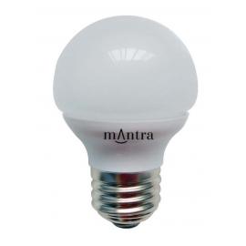 Ampoule led E27 5w 3000k 413 lumens