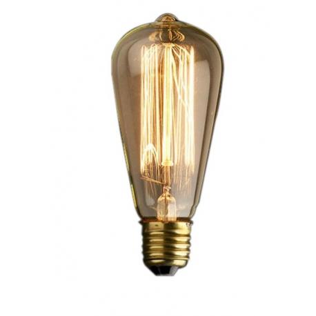 ampoule vintage 40w e27 150 lumens. Black Bedroom Furniture Sets. Home Design Ideas